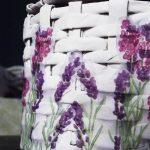 Koszyki z papierowej wikliny krok po kroku