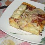 Pizza na gruuubym cieście