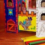 Smoczy Zamek czyli budowla z kartonu – recenzja