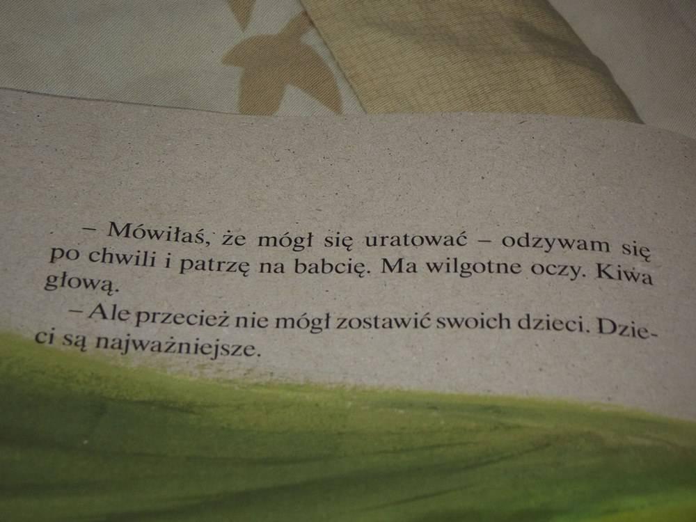Jest taka historia (...)- recenzja książki o Januszu Korczaku