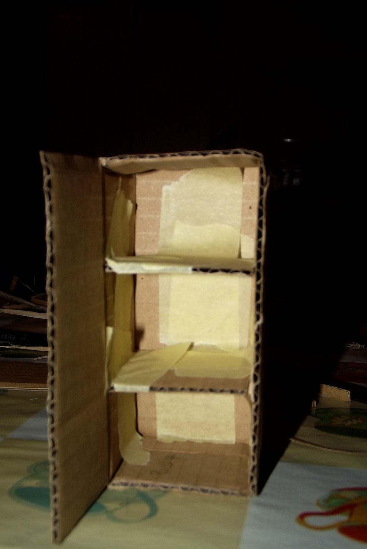 Zaawansowane Lodówka z kartonu – zrób ją sam! OG94