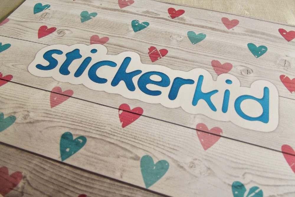 sticker kid