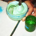 Farby żelowe roboty domowej