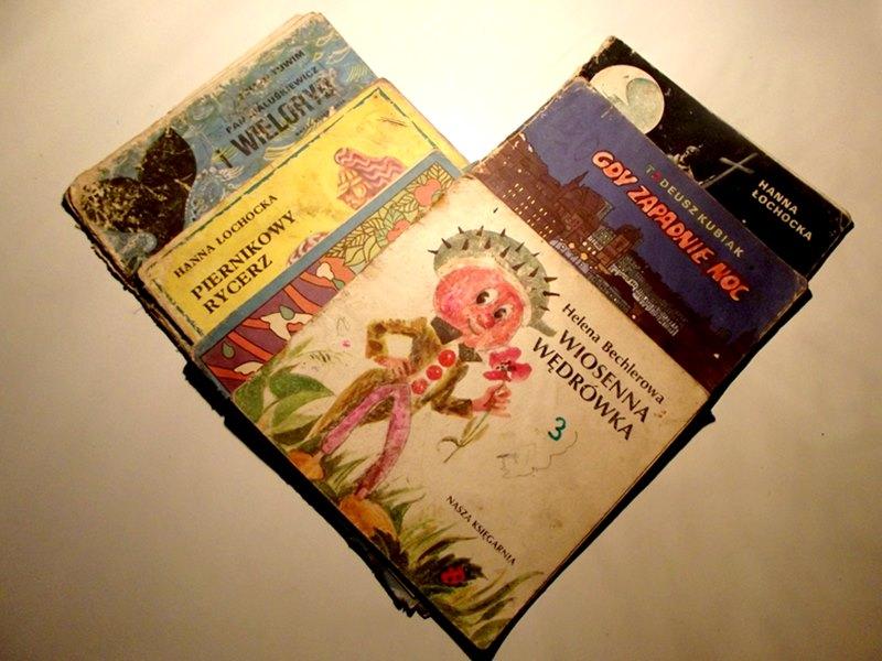 Magia starych książek