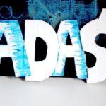 Imię dziecka w formie 3D – dekoracja pokoju