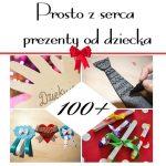 Darmowy E-BOOK z pomysłami na prezenty od dzieci!