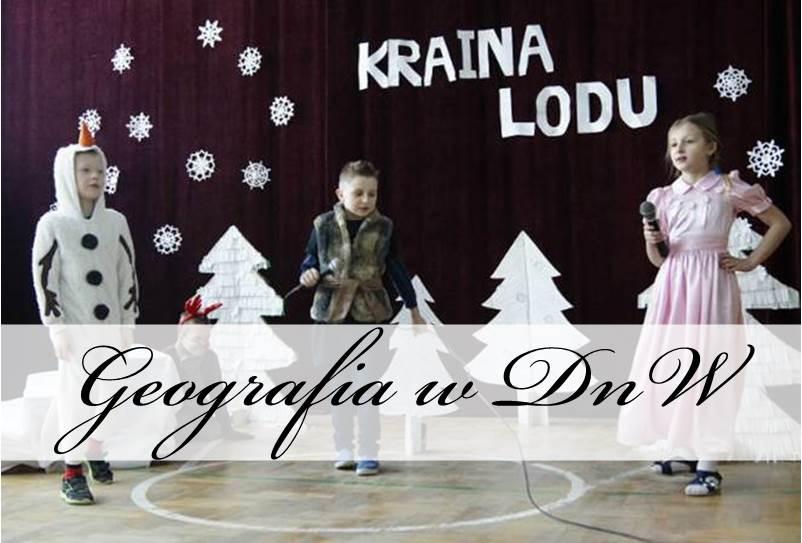 Kraina Lodu przedstawienie
