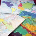 Polska – Europa – Świat czyli jak zrobić mapy – DnW#3