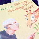 Dlaczego żyrafa ma długą szyję? – Tydzień z książką