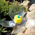 Jak zrobić wiatrak z butelki plastikowej