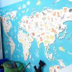 Fototapeta jako edukacyjna dekoracja pokoju dziecka