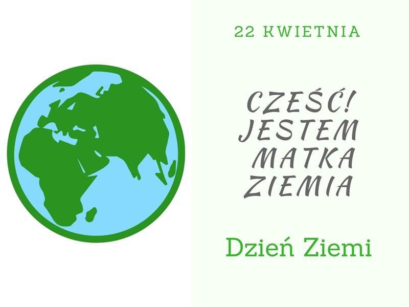 22.04 Dzień Ziemi w Małym Przyrodniku - edukacja przyrodnicza