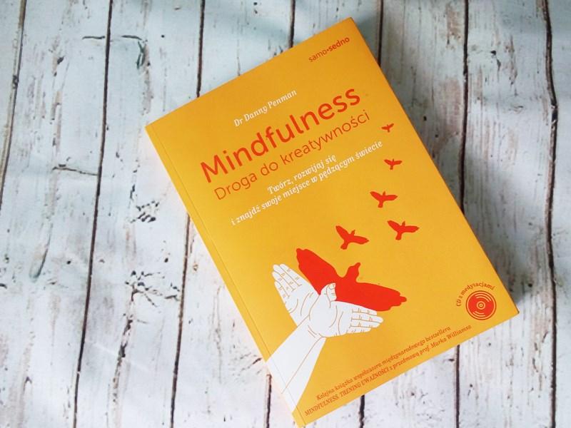 Mindfulness. Droga do kreatywności