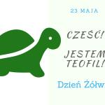 Dzień Żółwi 23 maja- Mały Przyrodnik