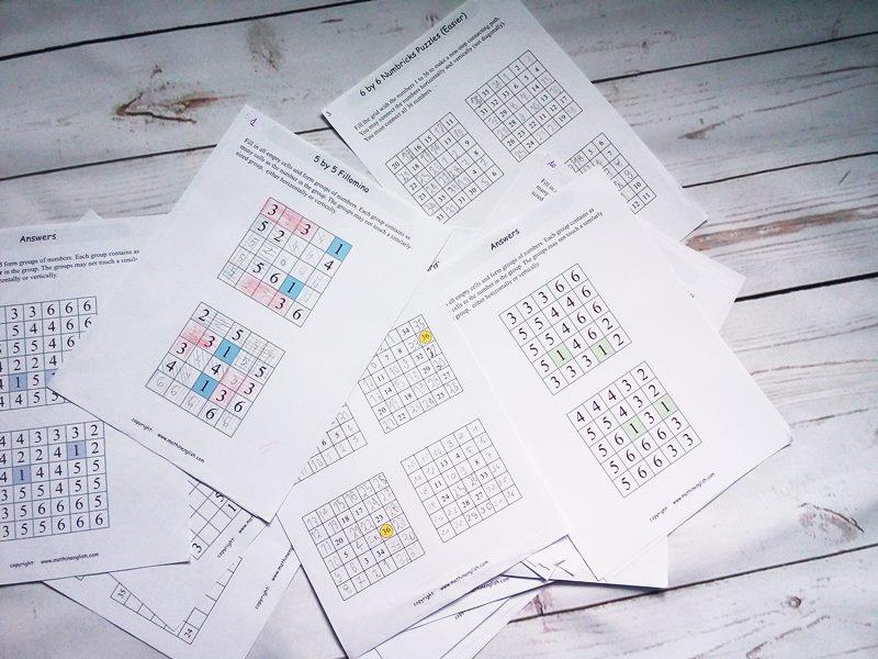 Matematyczne zadania do ćwiczenia koncentracji