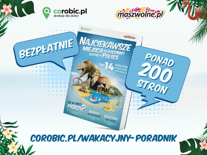 Najciekawsze miejsca na rodzinny wypad w Polsce-e-book